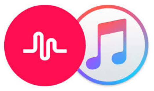 Apple and Musical.ly