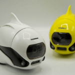 Film for up to 2 hours with these underwater drones.
